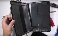 iPad Pro mới của Apple rất dễ bị bẻ gãy