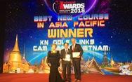 """KN Golf Links là """"Sân golf mới tốt nhất Châu Á 2018"""""""