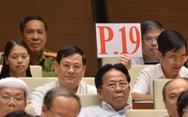 13 phát ngôn ấn tượng trong 3 ngày chất vấn của Quốc hội