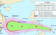 Áp thấp nhiệt đới sắp mạnh lên thành bão