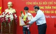 Chủ tịch nước tặng huân chương cho chàng ngư dân dũng cảm