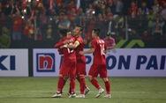 Việt Nam là đội đầu tiên hai lần không thủng lưới ở vòng bảng AFF Cup