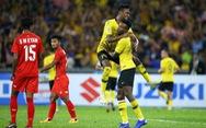 Đè bẹp Myanmar, Malaysia lấy vé vào bán kết