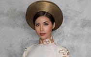 Minh Tú mang 'Con rồng cháu tiên' đến Hoa hậu Siêu quốc gia 2018