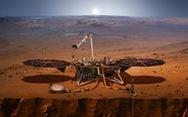 Tàu InSight sắp đáp xuống sao Hỏa, khẳng định trí tuệ loài người