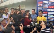 Văn Toàn có thể ra sân trận bán kết lượt về với Philippines