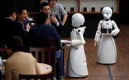 Quán cà phê được phục vụ bằng robot