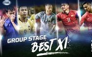 FOX Sports gây tranh cãi với đội hình tiêu biểu vòng bảng AFF Cup