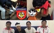 Cổ động viên bị tấn công, Myanmar gửi đơn kiện lên AFF
