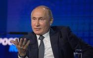 Ông Putin: Nga làm đúng trong vụ bắt tàu chiến Ukraine