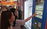 Ra mắt máy bán sách tự động đầu tiên tại Việt Nam