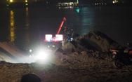 Nữ chủ nhân ôtô rơi xuống sông Hồng có mặt trên xe