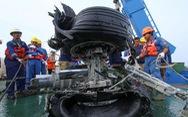 Đã trích xuất dữ liệu hộp đen máy bay bị nạn ở Indonesia