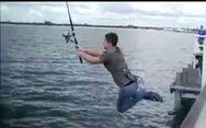 Clip hài: Câu cá không phải chuyện dễ
