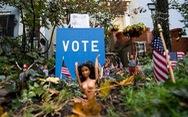 Bầu cử giữa kỳ ở Mỹ: những khoảnh khắc ấn tượng