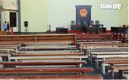 Cận cảnh phòng xử cựu trung tướng Phan Văn Vĩnh vụ đánh bạc nghìn tỉ