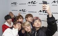 Đài Nhật hủy show vì nhóm nhạc BTS mặc áo hình bom nguyên tử