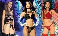 Các thiên thần sải bước tại show diễn nội y Victoria's Secret 2018