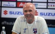 HLV Eriksson: 'Chúng tôi tôn trọng nhưng không sợ tuyển Việt Nam'