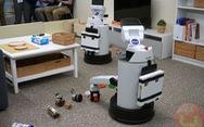 Robot biết tự dọn phòng, tìm đồ chủ để quên