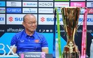 HLV Park Hang Seo: 'Tuyển VN cần giữ bình tĩnh trên sân Bukit Jalil'