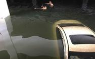 Giải cứu xế hộp 'chết chìm' ở chung cư cao cấp Đà Nẵng
