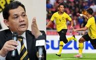 FAM 'nhắc nhở' tuyển Malaysia vì... chơi Facebook