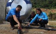 'Sẻ chia nước sạch' đến với học sinh Sơn La