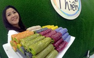 Người phụ nữ 'tô màu' cho bánh phở Việt