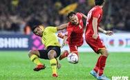 Trước trận đấu cuối, tuyển Việt Nam và Malaysia đã di chuyển hơn 22.000km