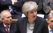 Bà May hoãn bỏ phiếu thỏa thuận Brexit tại quốc hội