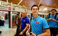 HLV Park Hang Seo và tuyển Việt Nam lạc quan ngày về