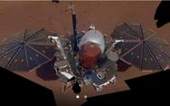 Tàu thăm dò NASA 'khoe' nơi làm việc trên sao Hỏa