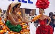 Hoa hậu Mỹ đùa cợt tiếng Anh của hoa hậu Việt H'Hen Niê, dân mạng nổi sóng