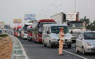 Không để ùn tắc giao thông kéo dài trong dịp Tết