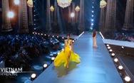 Miss Universe 2018: H'Hen Niê trình diễn bikini, hất váy thần thái