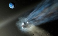 Sao chổi sắp thăm Trái đất: cơ hội soi thấy lịch sử địa cầu