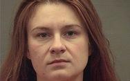 Nữ điệp viên Nga nhận tội 'can thiệp chính trị Mỹ'