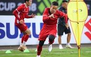Quế Ngọc Hải, Văn Toàn trở lại Việt Nam đầy đủ đội hình mạnh nhất