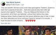 CĐV Malaysia đã cảm nhận mùi vị cúp vàng