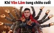 Hí họa tuyển Việt Nam tràn ngập mạng xã hội