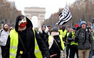 Biểu tình tiếp tục, giới kinh doanh Pháp khóc ròng