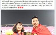 Các tuyển thủ VN viết gì trên Facebook sau khi vô địch AFF Cup?