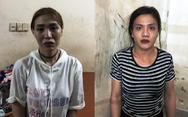 Bắt hai nam thanh niên giả gái 'đi bão' để cướp giật tài sản