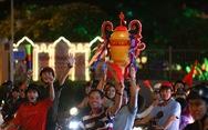 Chưa lúc nào bóng đá Việt vui như lúc này