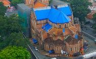 Nhà thờ Đức Bà xin gia hạn trùng tu đến năm 2023 - Xem video