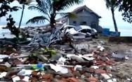 Sóng thần do núi lửa phun ở Indonesia, 62 người thiệt mạng