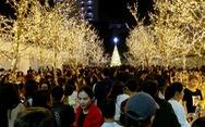 Khu vườn Giáng sinh phong cảnh châu Âu hút hồn bạn trẻ Huế