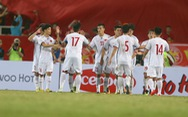 Việt Nam trẻ nhất, Trung Quốc già nhất Asian Cup 2019