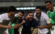 Việt Nam đối đầu tuyển Iran có 19 cầu thủ dự World Cup